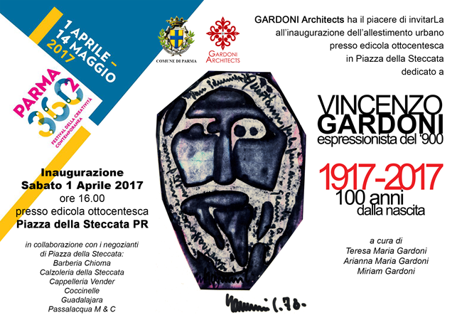 Vincenzo Gardoni espressionista del '900